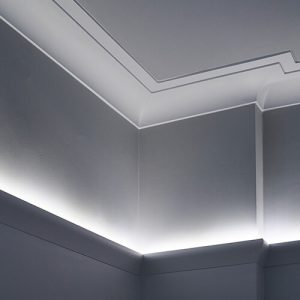 Skirtings and cornices from NMC in Europe